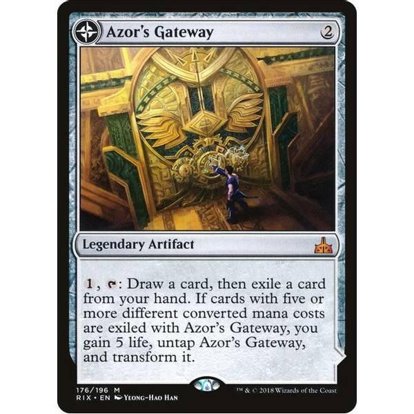 Bilde av Azor's Gateway