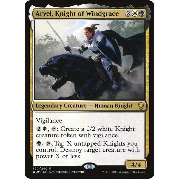 Bilde av Aryel, Knight of Windgrace