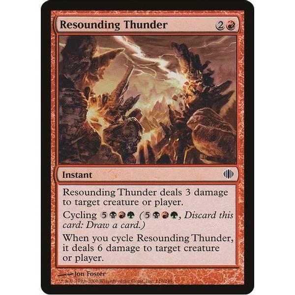 Bilde av Resounding Thunder