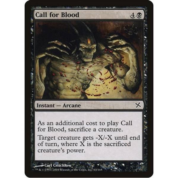Bilde av Call for Blood