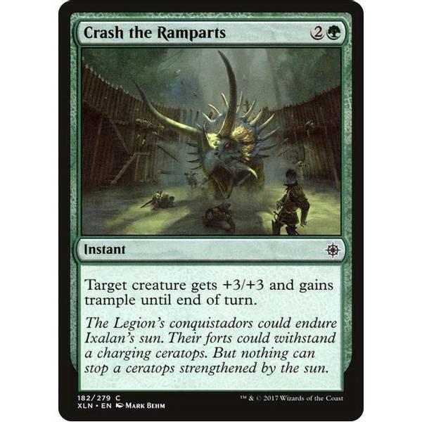 Bilde av Crash the Ramparts