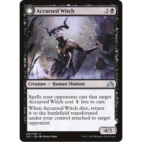 Bilde av Accursed Witch