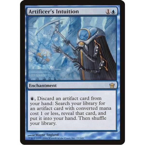 Bilde av Artificer's Intuition