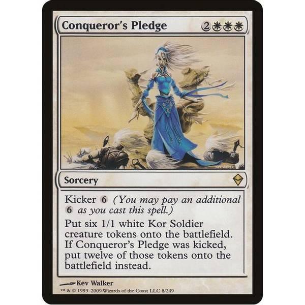 Bilde av Conqueror's Pledge