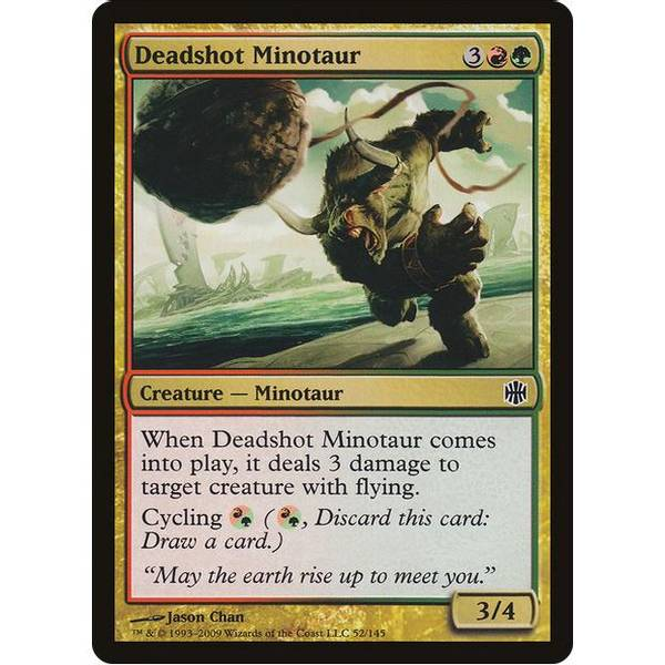 Bilde av Deadshot Minotaur