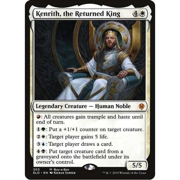 Bilde av Kenrith, the Returned King
