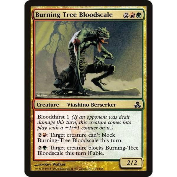 Bilde av Burning-Tree Bloodscale
