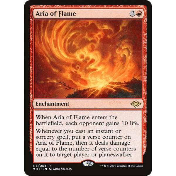 Bilde av Aria of Flame