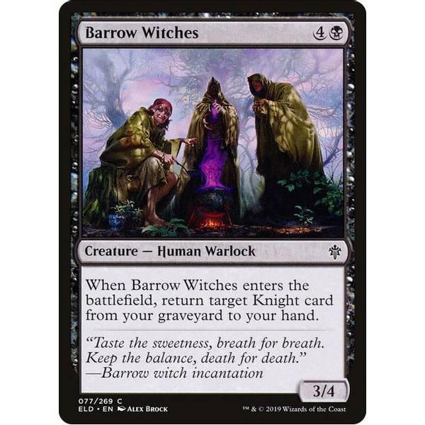 Bilde av Barrow Witches