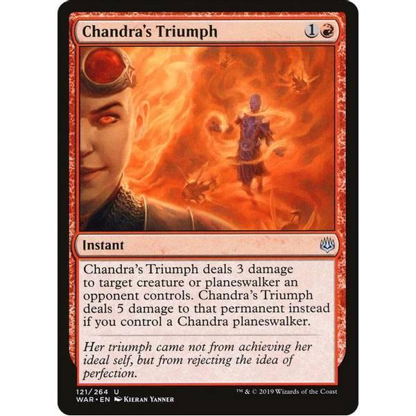 Bilde av Chandra's Triumph