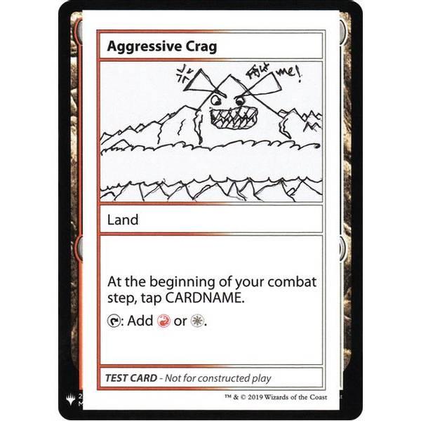 Bilde av Aggressive Crag