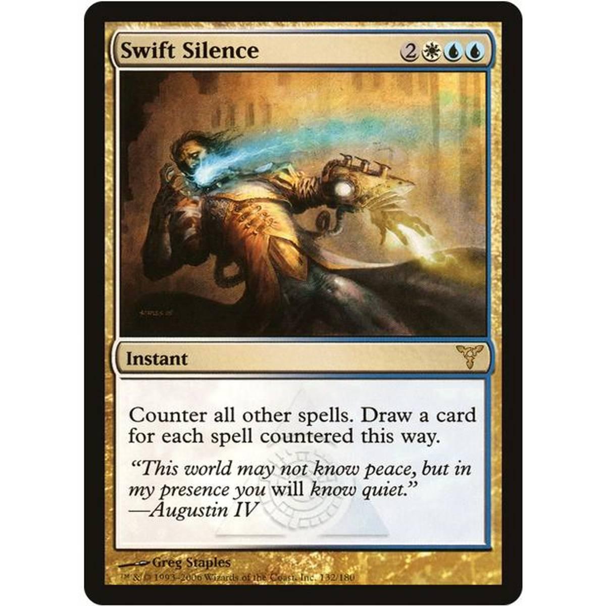 Swift Silence
