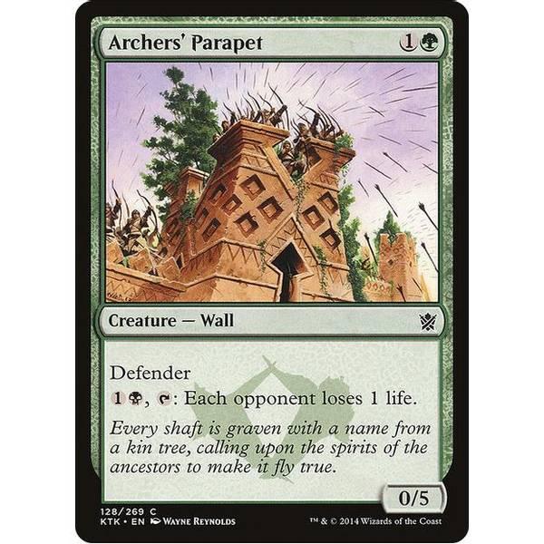 Bilde av Archers' Parapet