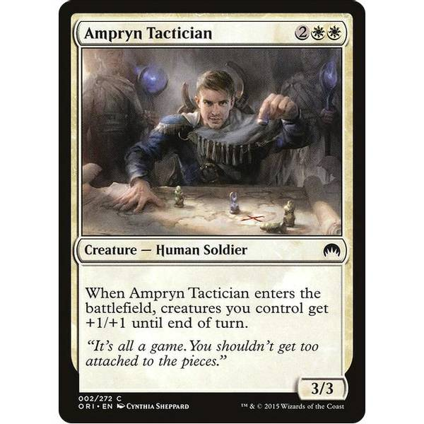 Bilde av Ampryn Tactician