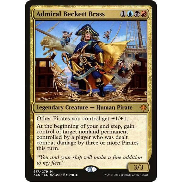 Bilde av Admiral Beckett Brass