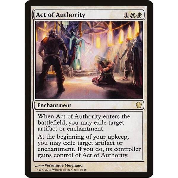 Bilde av Act of Authority