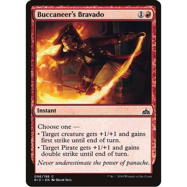 Bilde av Buccaneer's Bravado