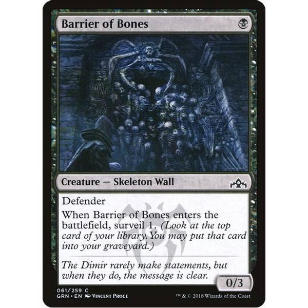 Bilde av Barrier of Bones