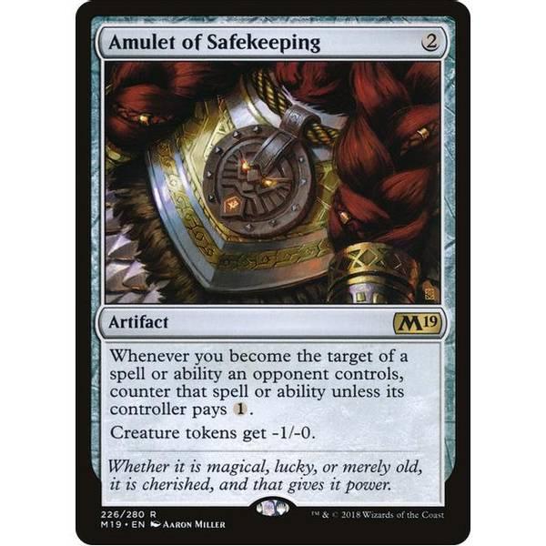 Bilde av Amulet of Safekeeping