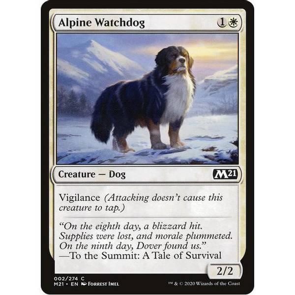 Bilde av Alpine Watchdog