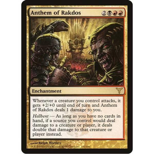 Bilde av Anthem of Rakdos
