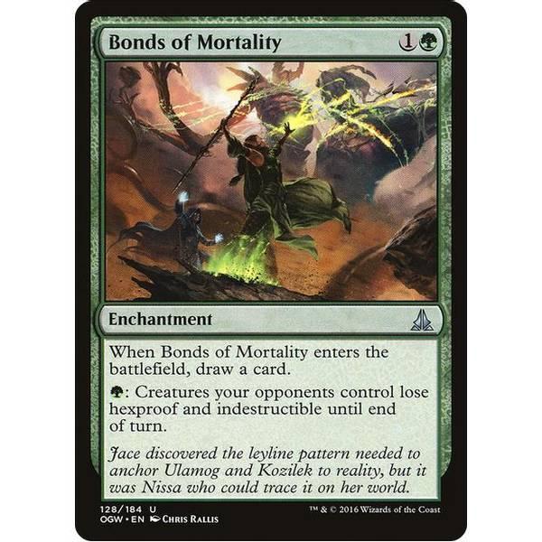 Bilde av Bonds of Mortality