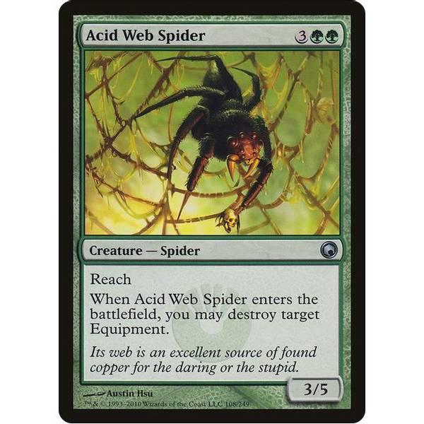 Bilde av Acid Web Spider