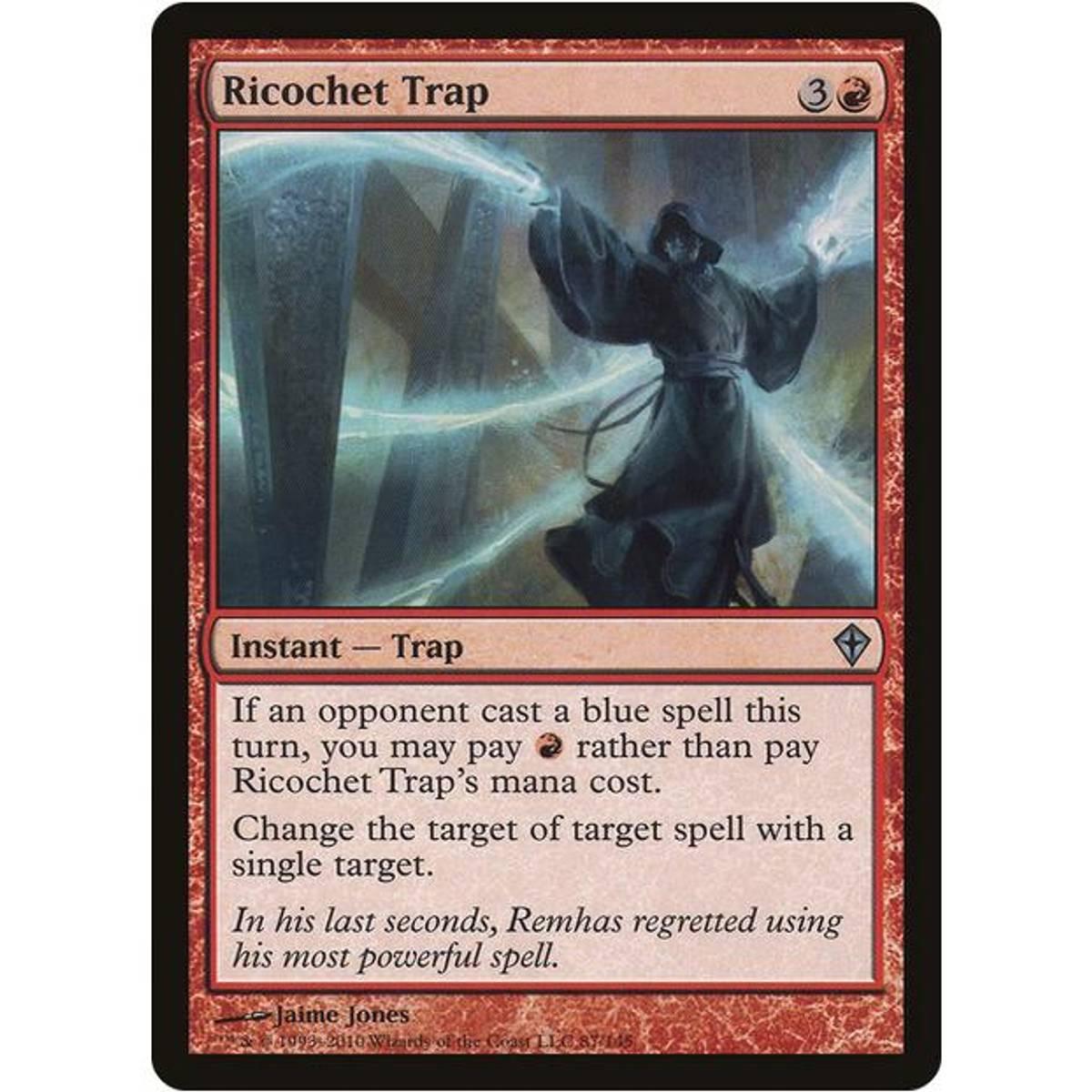 Ricochet Trap