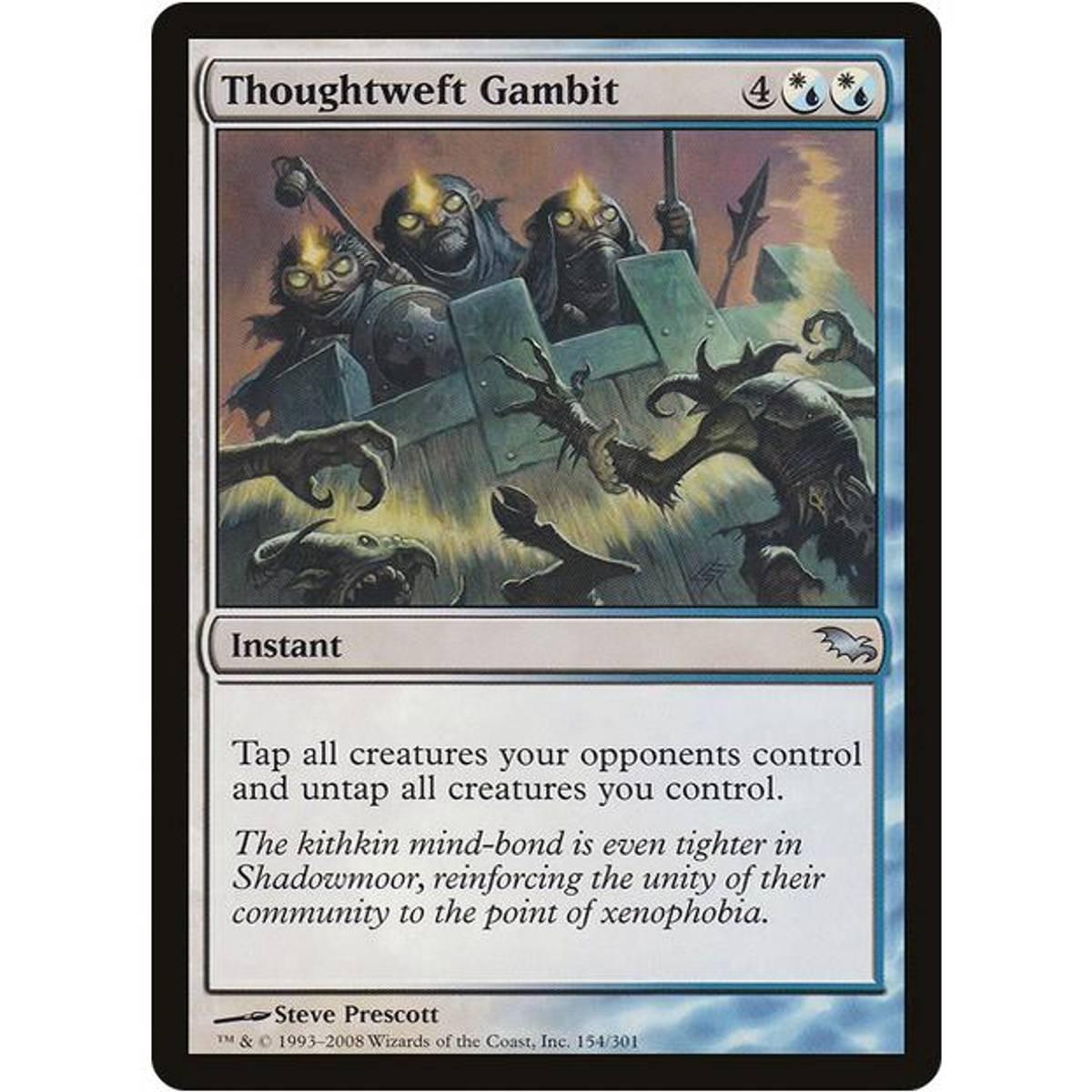 Thoughtweft Gambit