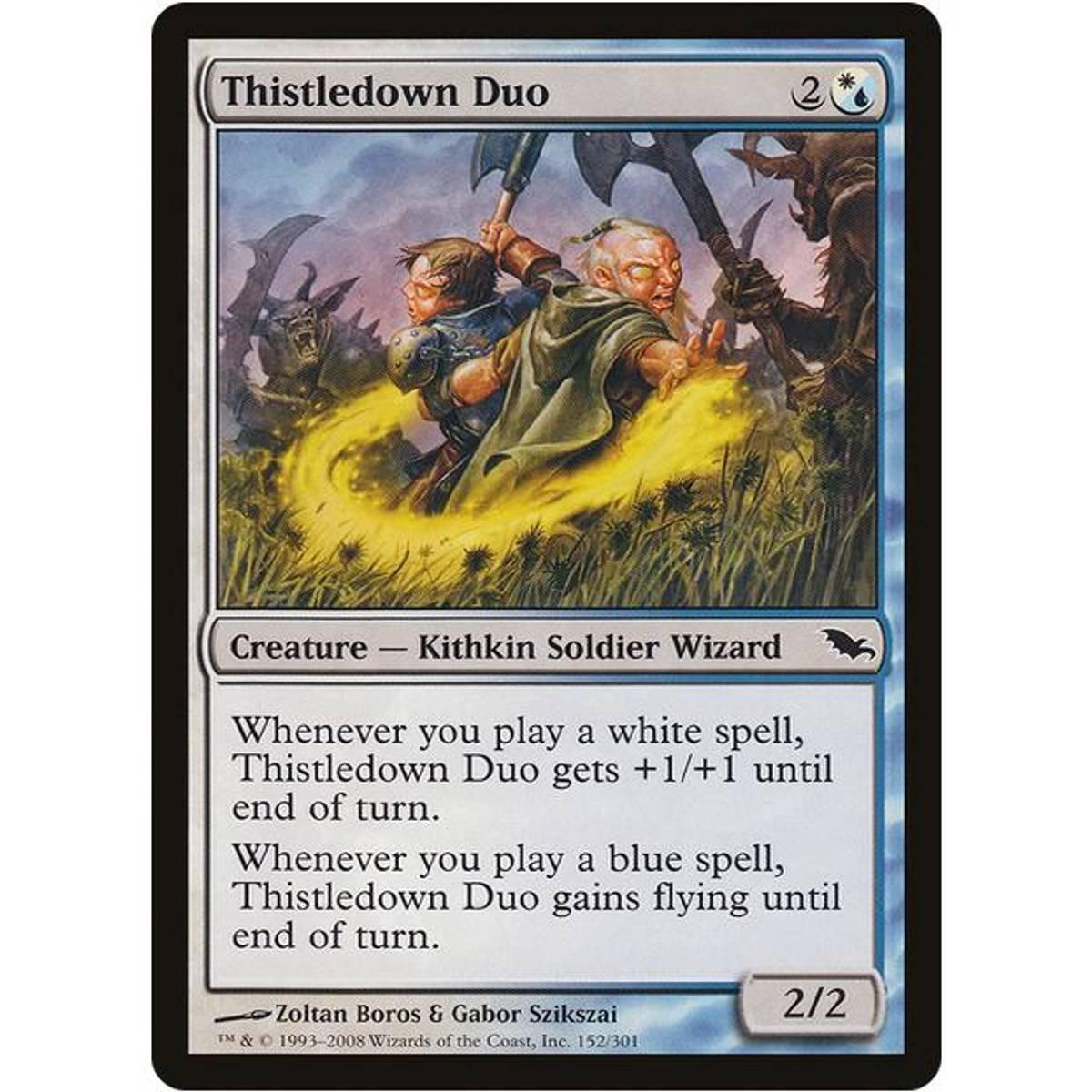 Thistledown Duo