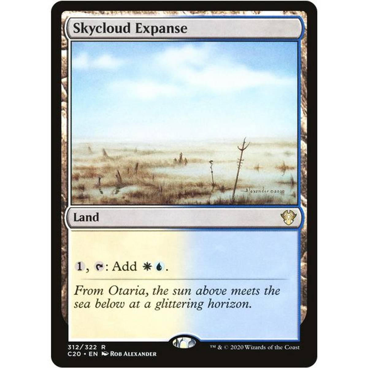 Skycloud Expanse