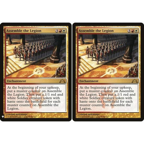 Bilde av Assemble the Legion