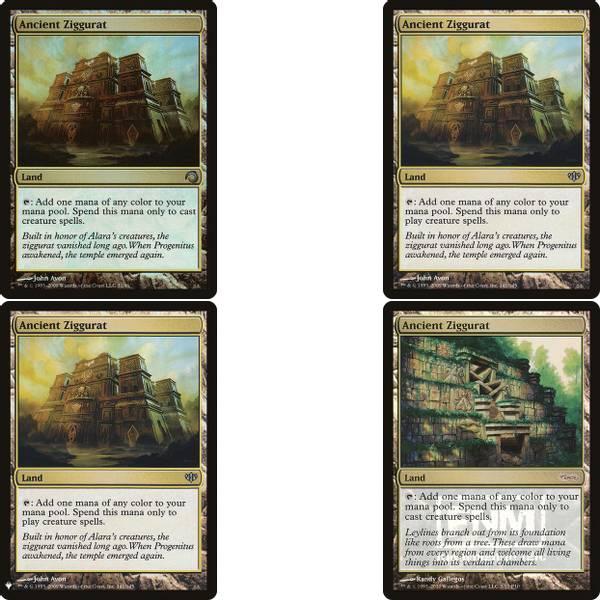 Bilde av Ancient Ziggurat