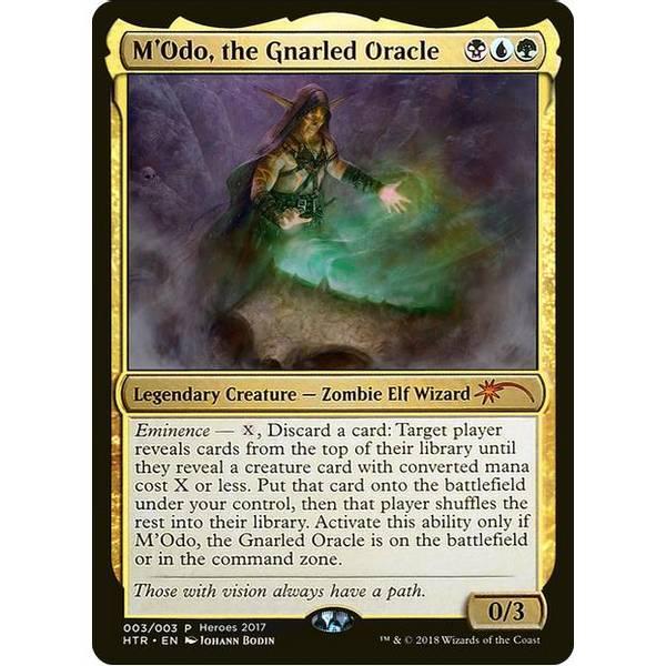 Bilde av M'Odo, the Gnarled Oracle