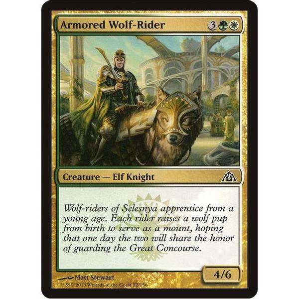 Bilde av Armored Wolf-Rider