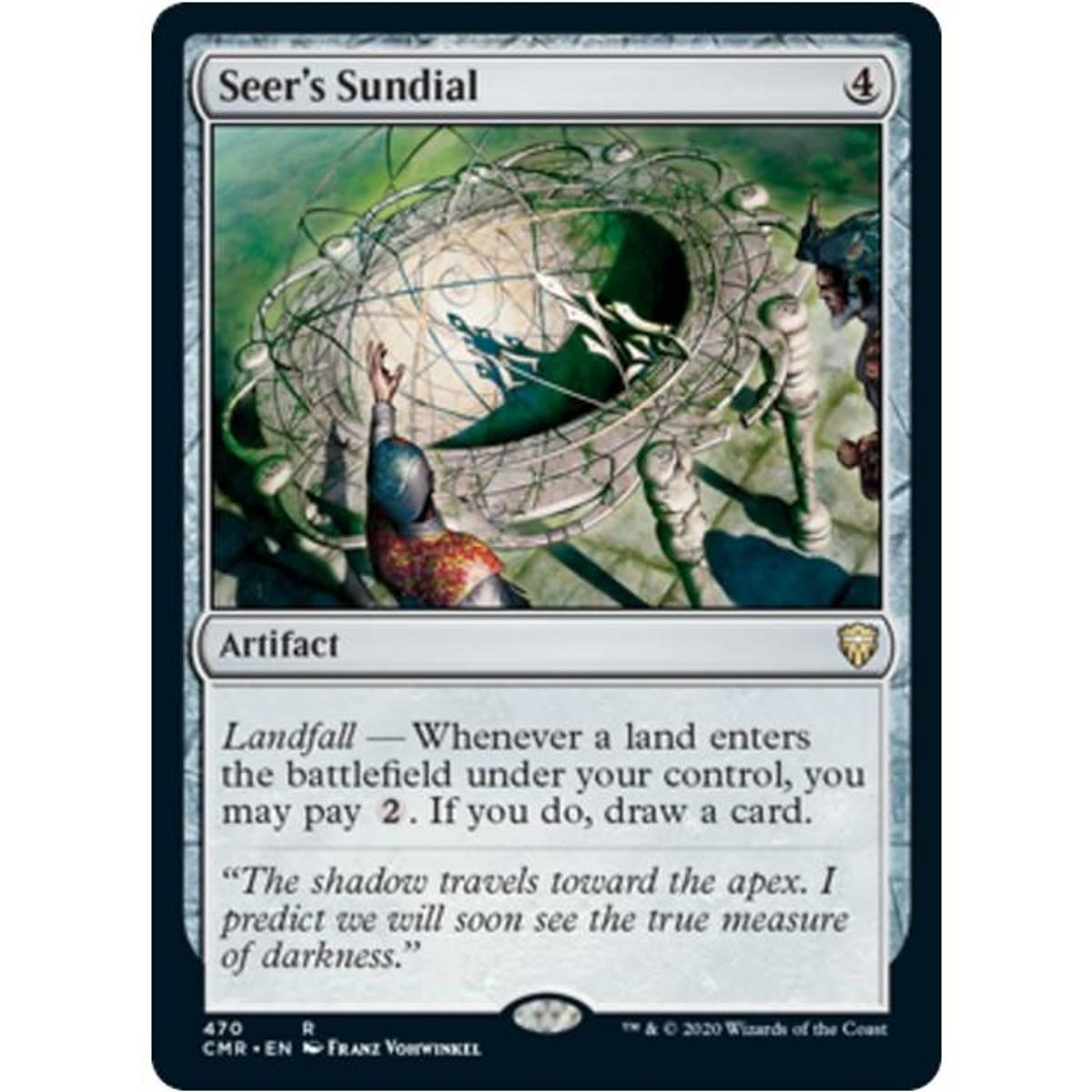 Seer's Sundial