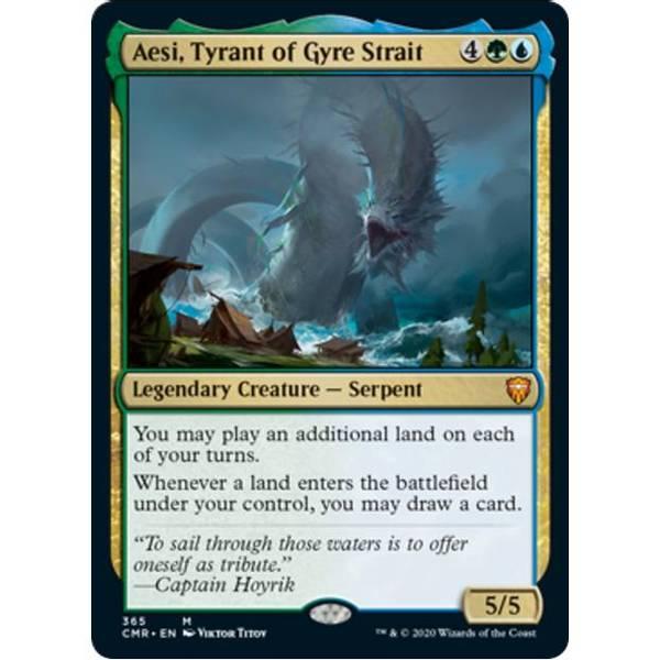 Bilde av Aesi, Tyrant of Gyre Strait