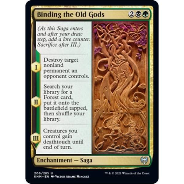 Bilde av Binding the Old Gods