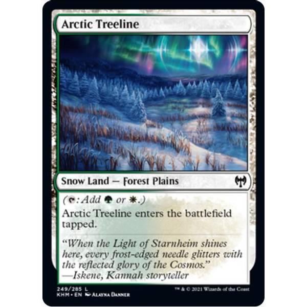 Bilde av Arctic Treeline