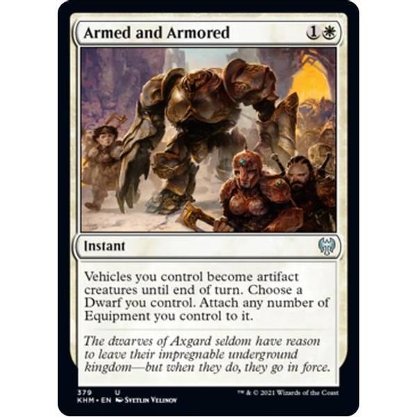 Bilde av Armed and Armored