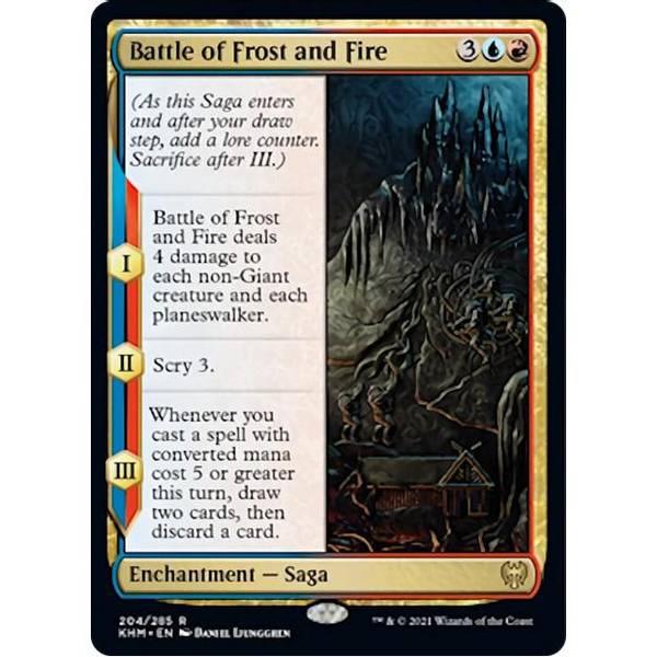 Bilde av Battle of Frost and Fire