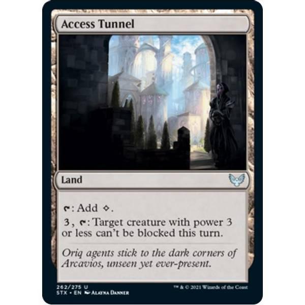 Bilde av Access Tunnel