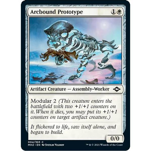 Bilde av Arcbound Prototype