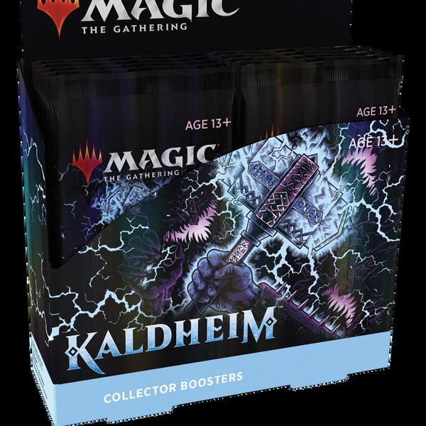 Bilde av Kaldheim Collector's Booster Display Box