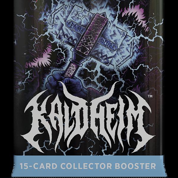 Bilde av Kaldheim Collector's Booster Pack