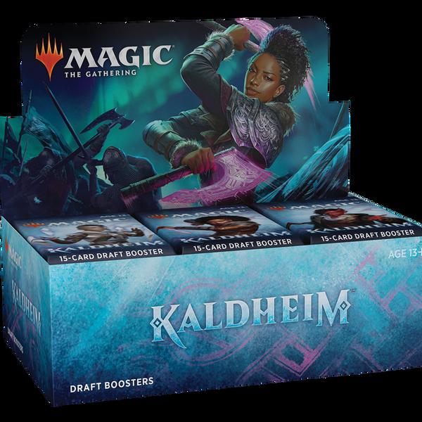 Bilde av Kaldheim Draft Booster Display Box