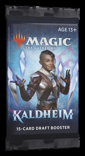 Bilde av Kaldheim Draft Booster Pack