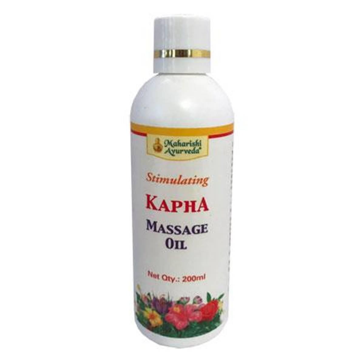 Kapha Massasjeolje 200 ml
