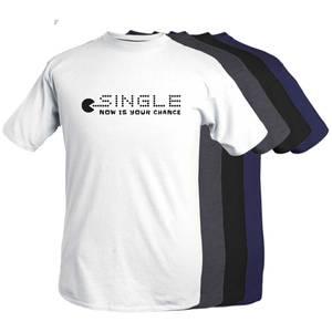 Bilde av T-shirt - Single, Now is your