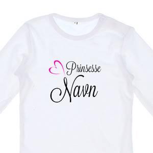 Bilde av Body Prinsessehjerte + Navn